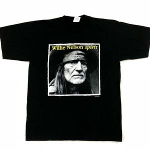 Authentic and Rare Willie Nelson tour tee